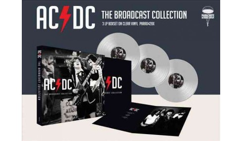 Ac & Dc - Ac/Dc Broadcast Collection (Vinyl) - image 1 of 1