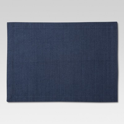 Placemat Solid Blue - Threshold™