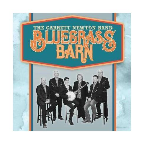 Garrett Band Newton - Bluegrass Barn (CD) - image 1 of 1
