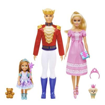 Barbie Nutcracker Dolls Giftset