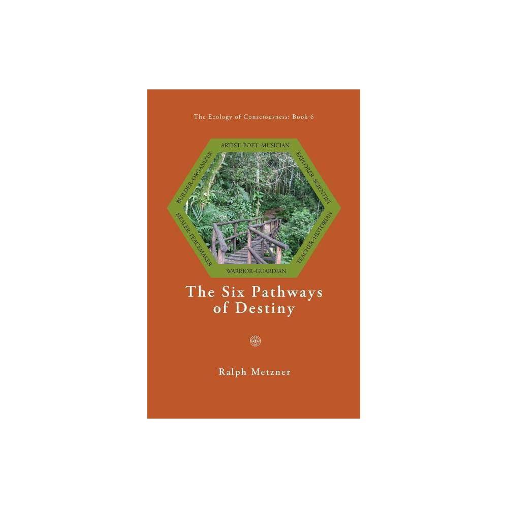 The Six Pathways Of Destiny By Ralph Metzner Paperback