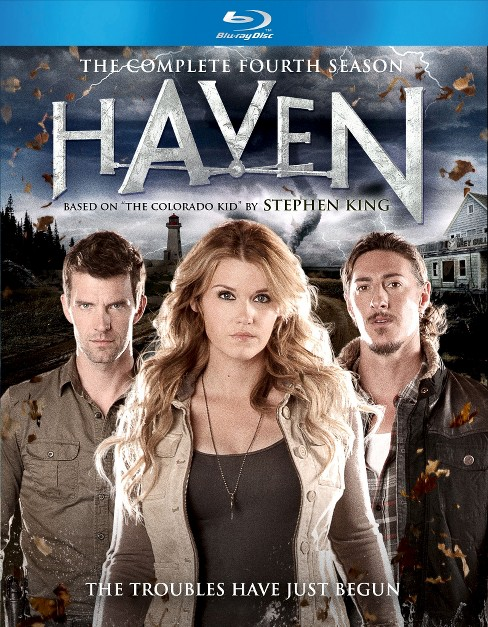 Haven:Complete fourth season (Blu-ray) - image 1 of 1