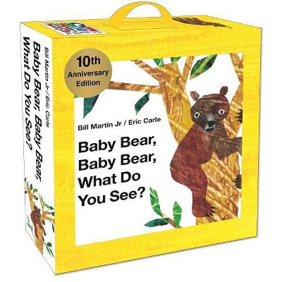 Baby Bear, Baby Bear, What Do You See? (Rag Book)by Bill Martin Jr. and Eric Carle