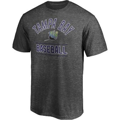 MLB Tampa Bay Rays Men's Short Sleeve T-Shirt