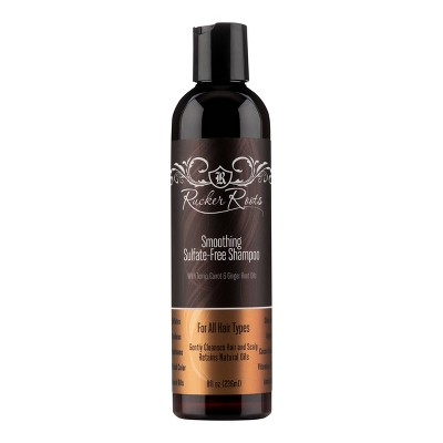 Rucker Roots Smoothing Sulfate-Free Shampoo - 8 fl oz