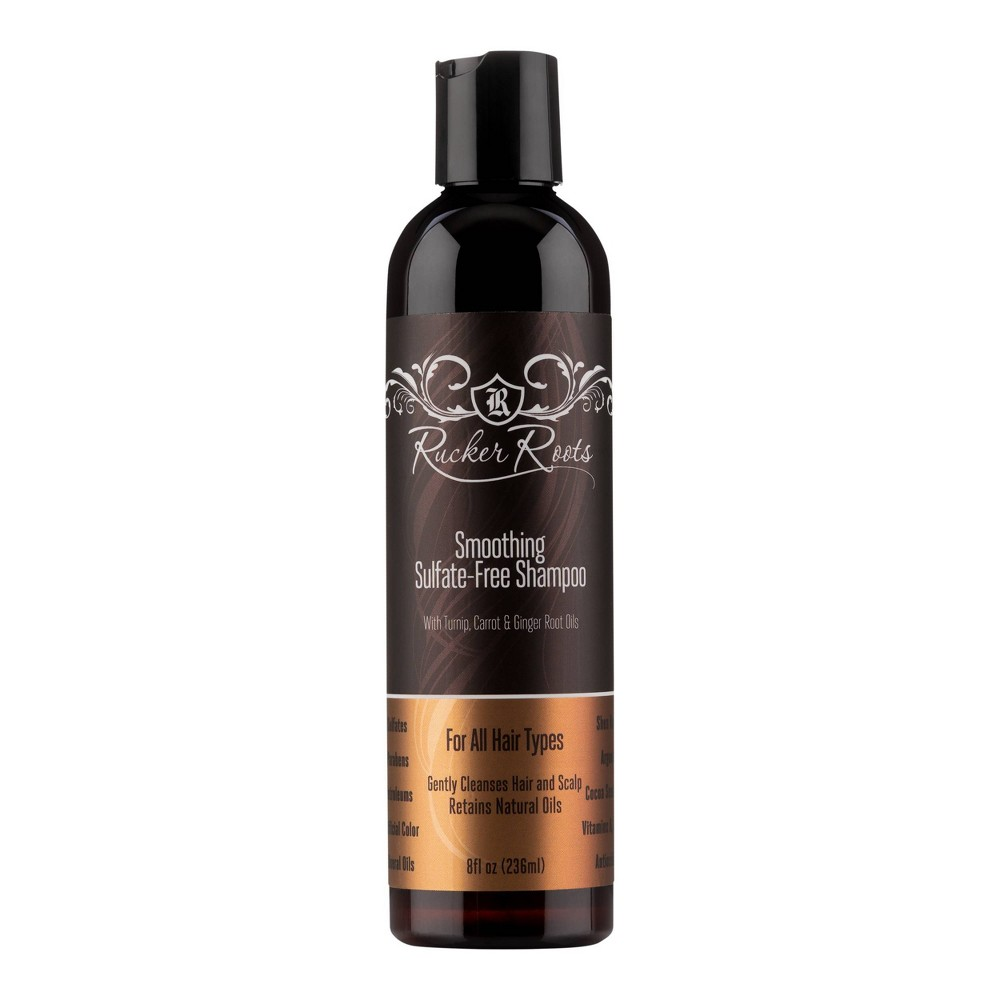 Image of Rucker Roots Smoothing Sulfate-Free Shampoo - 8 fl oz