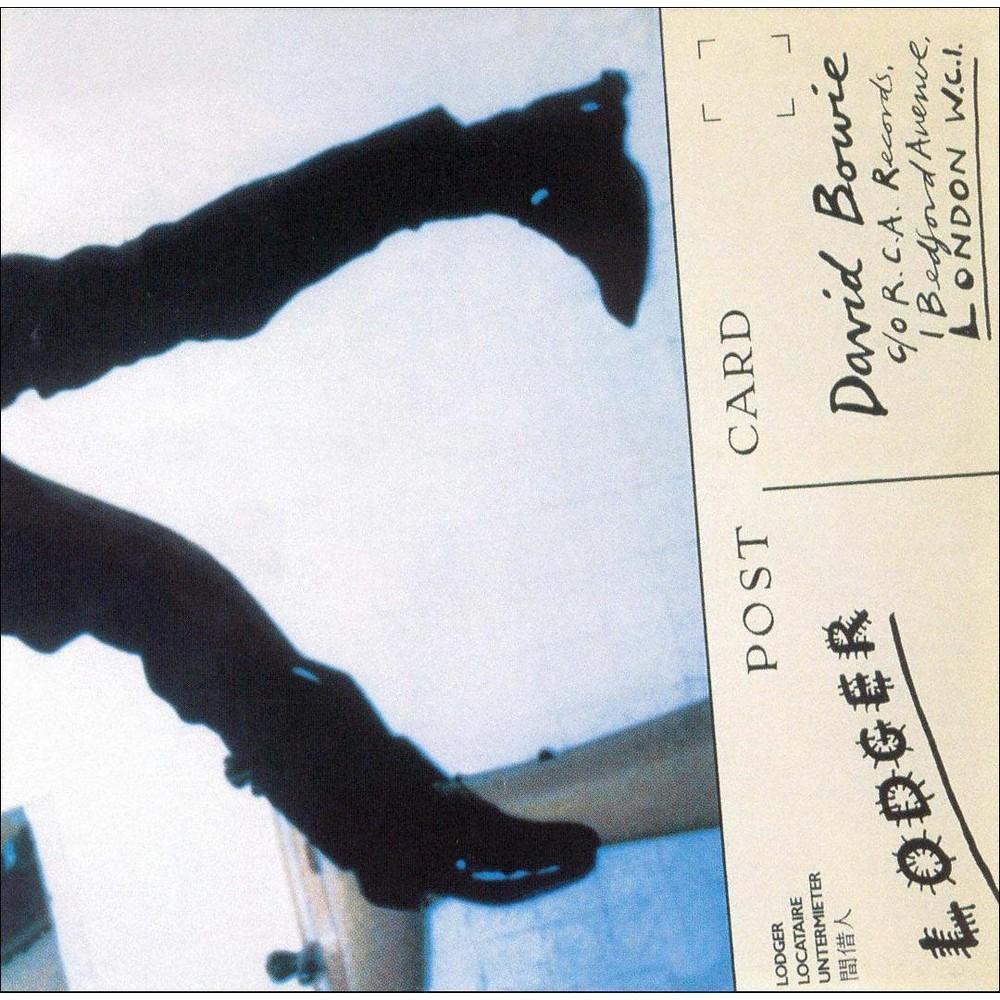 David bowie - Lodger (CD)