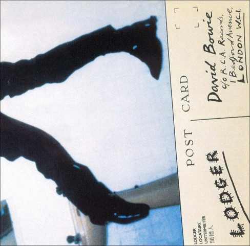 David bowie - Lodger (CD) - image 1 of 2
