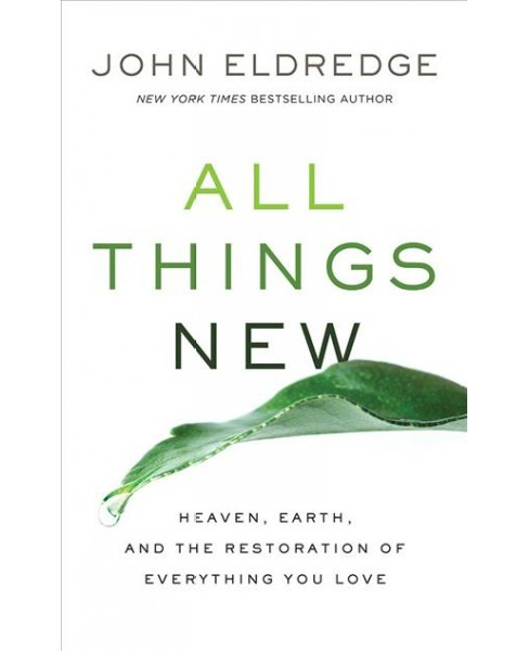 All Things New : Heaven, Earth, and the Restoration of Everything You Love (Unabridged) (CD/Spoken Word) - image 1 of 1