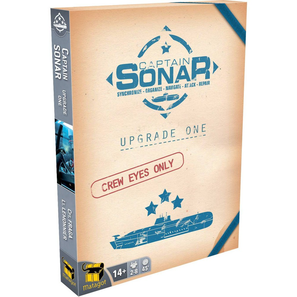 Captain Sonar: Upgrade One Expansion Game