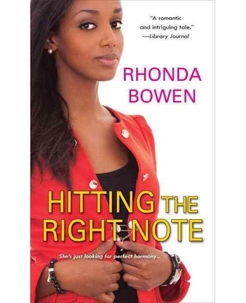 Hitting the Right Note (Reprint) (Paperback) (Rhonda Bowen) - image 1 of 1