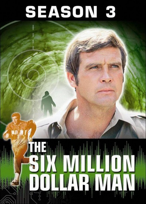 The Six Million Dollar Man: The Complete Season Three [6 Discs] - image 1 of 1