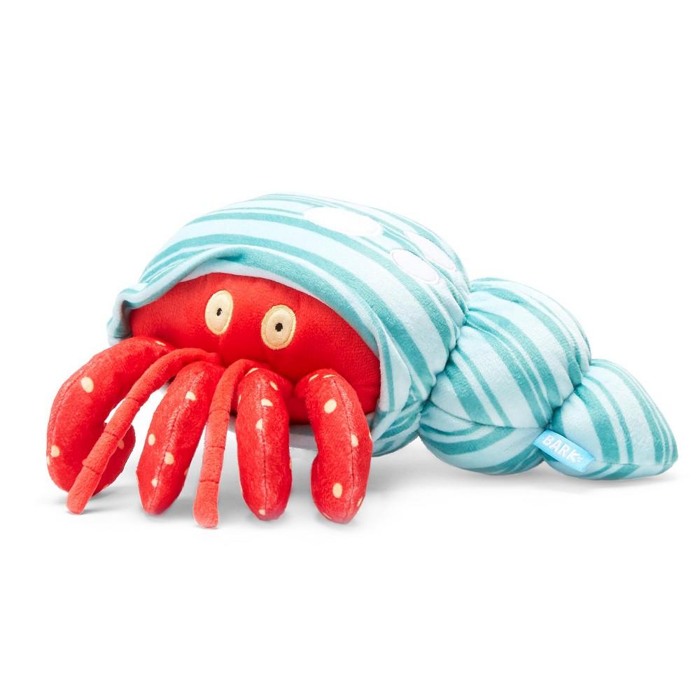 Bark Hermit Crab Shell Dog Toy - Homebody Homer the Crab