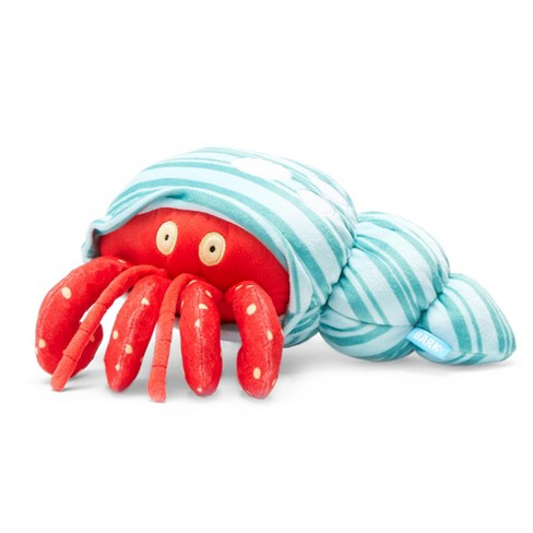 bark hermit crab shell dog toy homebody homer the crab target