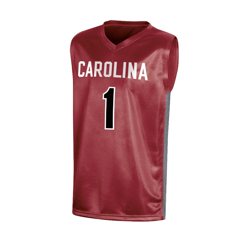 NCAA Boy's Basketball Jerseys South Carolina Gamecocks - XS, Multicolored