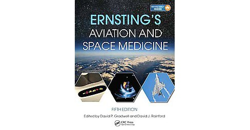 Ernsting's Aviation and Space Medicine (Revised) (Hardcover) - image 1 of 1