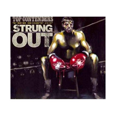Strung Out - Top Contenders: The Best Of Strung Out (CD) - image 1 of 1