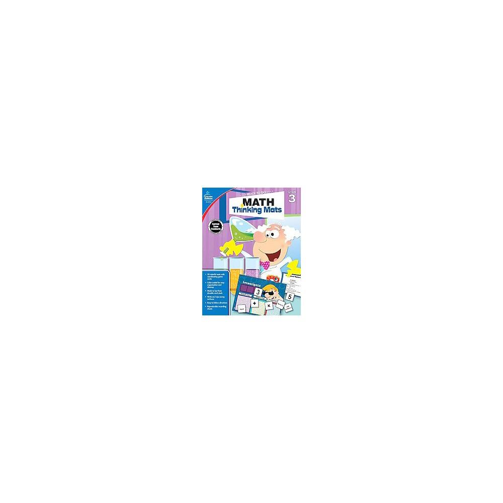 Math Thinking Mats Grade 3 (Paperback)