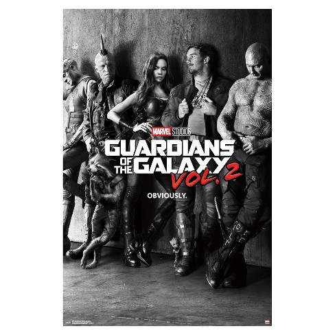 Guardians of the Galaxy One Sheet Poster 34x22 - Trends International - image 1 of 2