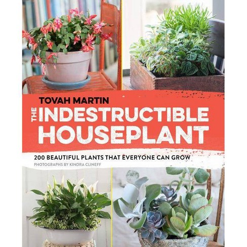 The Indestructible Houseplant By Tovah Martin Paperback Target
