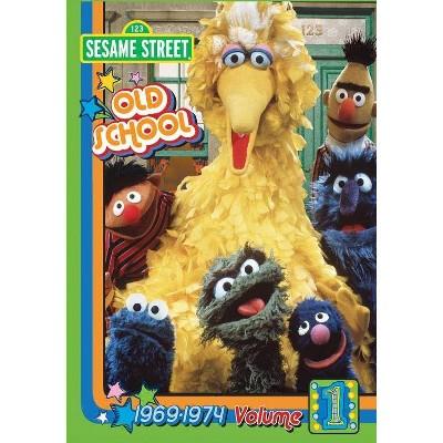 Sesame Street: Old School Volume 1 (1969-1974) (DVD)
