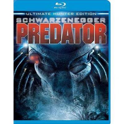 Predator (Blu-ray)(2018)