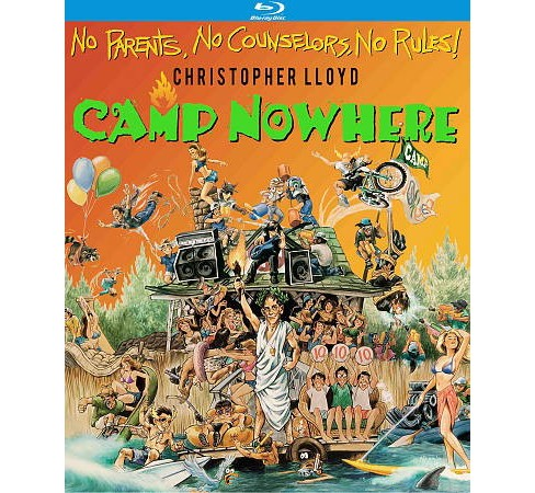 Camp Nowhere (Blu-ray) - image 1 of 1
