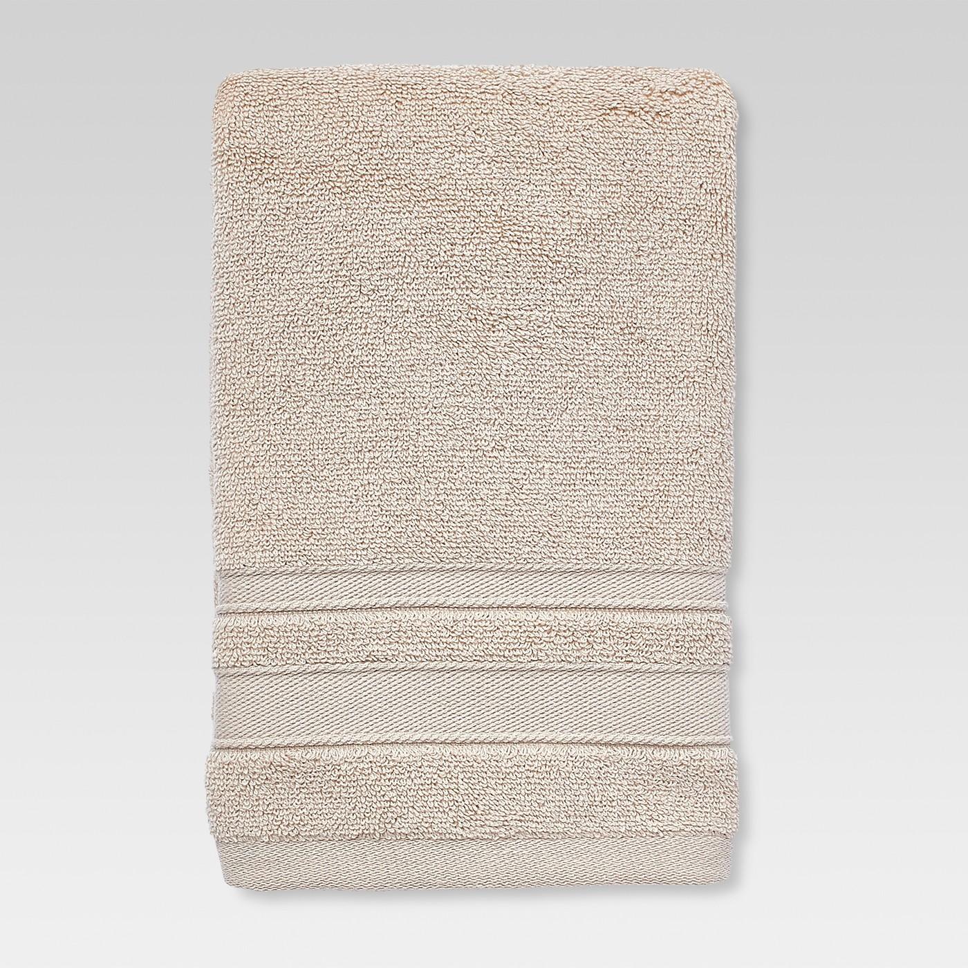 Performance Solid Bath Towel Sets - Threshold