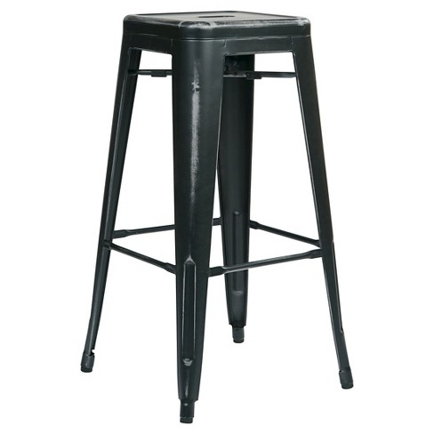 Astounding Osp Designs Bristow 30 Barstool Antique Metal Set Of 2 Office Star Pdpeps Interior Chair Design Pdpepsorg