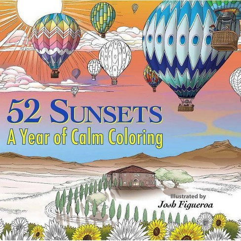 52 Sunsets - (Paperback) - image 1 of 1