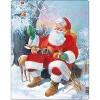 Larsen Puzzles Santa with Animals & Nordic Light Kids Puzzle Set - 2pk - image 2 of 3
