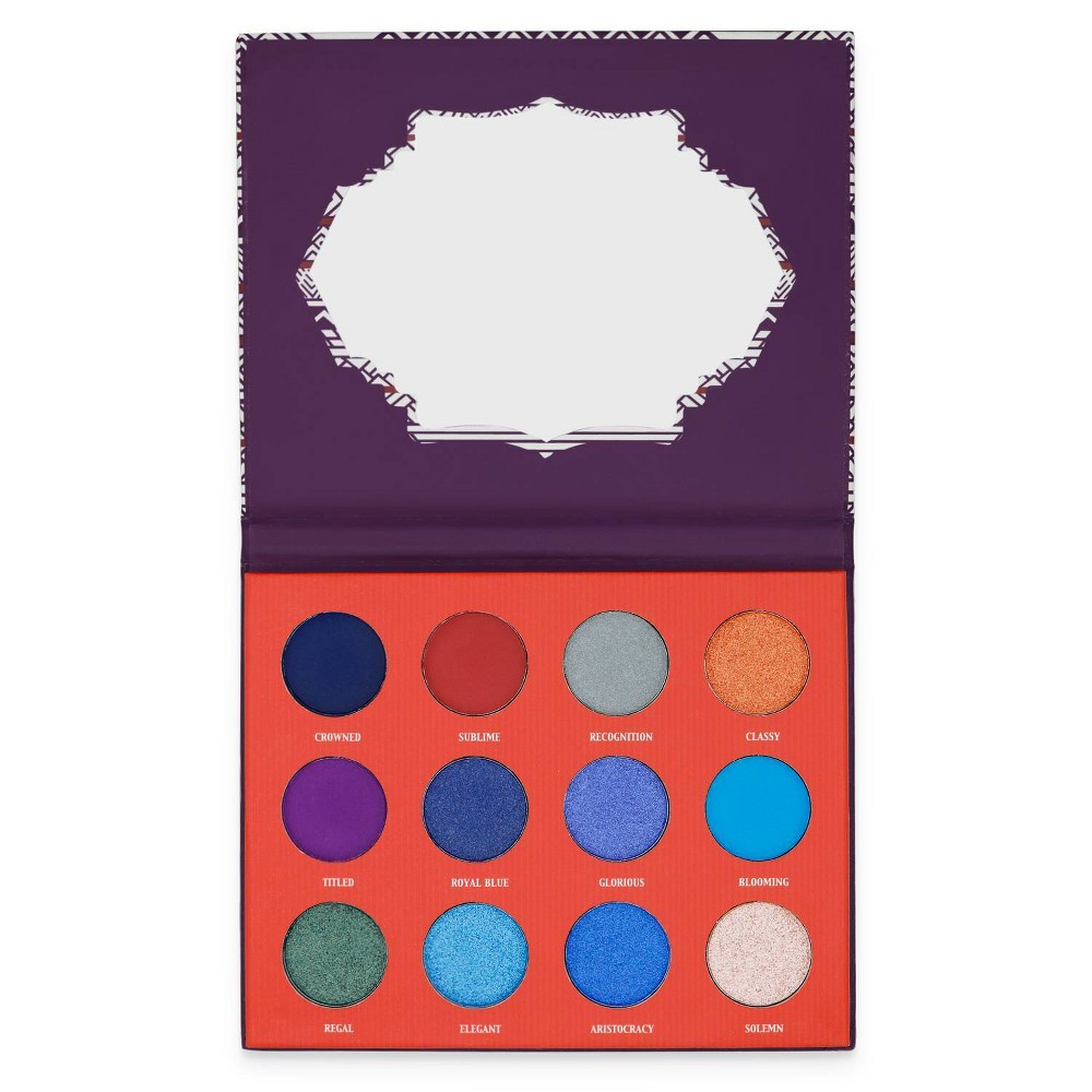 Image of CAI Majestic Eyeshadow Palette Royal Collection - 1.24oz