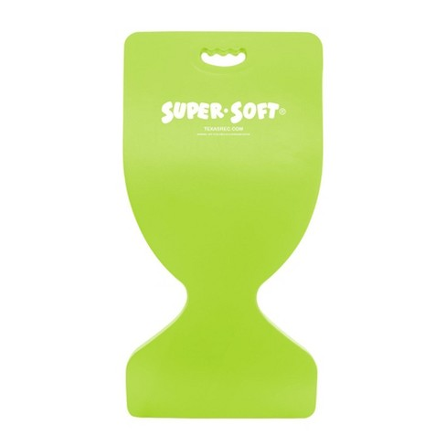 TRC Recreation Super Soft Deluxe Foam Floating Saddle Chair, Kool Lime Green - image 1 of 4