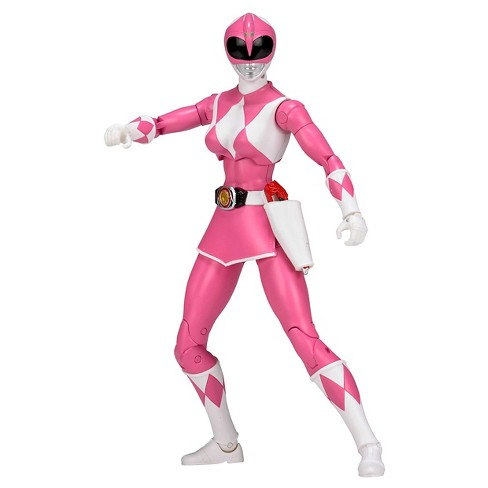 Mighty Morphin Power Rangers Pink Ranger Legacy Figure - image 1 of 1