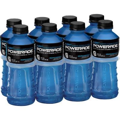 POWERADE Mountain Berry Blast Sports Drink - 8pk/20 fl oz Bottles