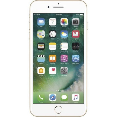 Pre-Owned Apple iPhone Unlocked 7 Plus (256GB) GSM Phone - Gold
