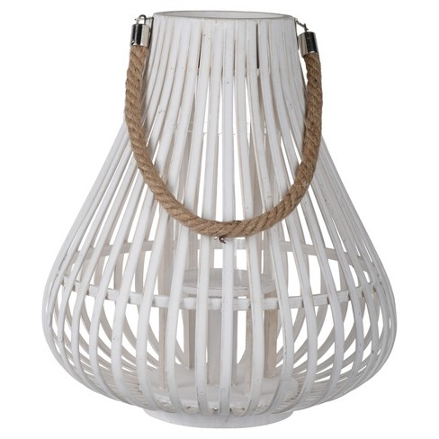"Emerson Candle Lantern 12.5"" - A&B Home® - image 1 of 1"