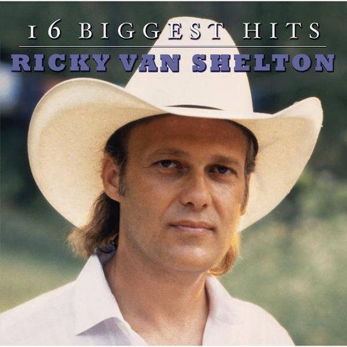 Ricky Van Shelton - 16 Biggest Hits (CD) - image 1 of 1