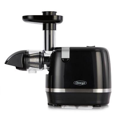 Omega Cold Press 365 Horizontal Slow Juicer - Black
