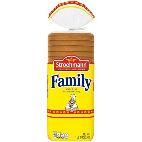 Stroehmann Family White Sandwich Bread - 20oz - image 1 of 4
