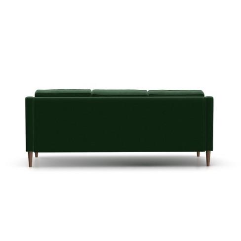 Otto Modern Velvet Sofa Af Lifestyle Target
