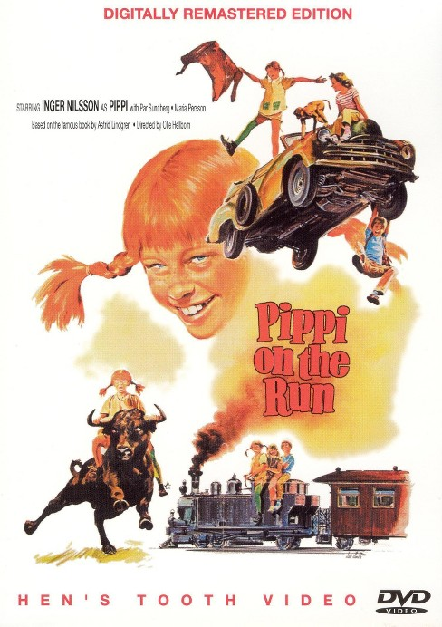 Pippi on the run (DVD) - image 1 of 1