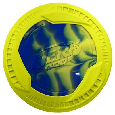 NERF Foam Swirl Megaton Disc Dog Toy
