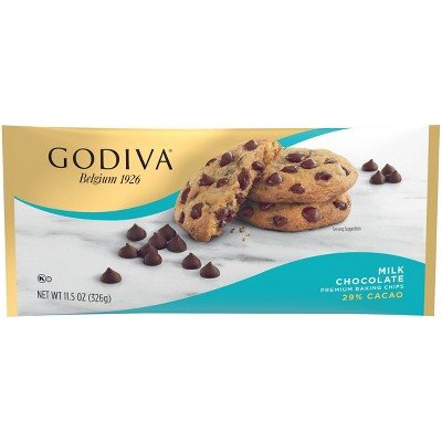 Godiva Milk Chocolate Morsels - 11.5oz
