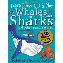 Wild Sea Creatures: Sharks, Whales And Dolphins! - (Step