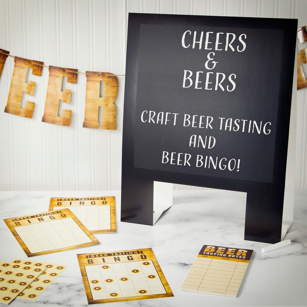 Image of Cheers and Beers Tasting Kit