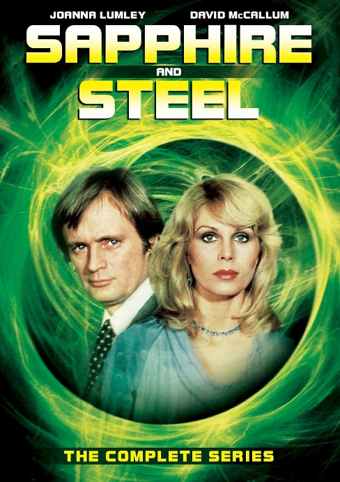 Sapphire and steel:Complete series (DVD) - image 1 of 1