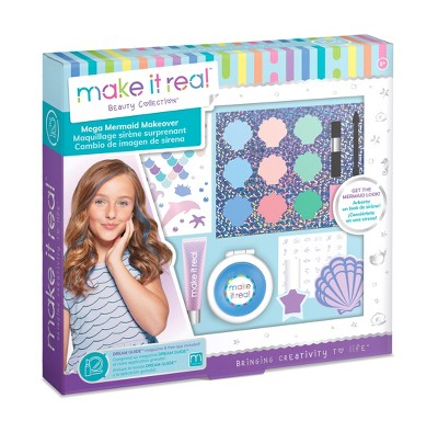 Make It Real Mermaid Makeup