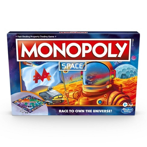 Monopoly Space Game - image 1 of 4