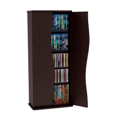 Venus Media Storage Cabinet Espresso - Atlantic : Target